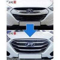 Mobis решетка радиатора Hyundai ix35 2009-2015 тюнинговая