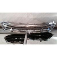 Хромированная решетка радиатора Hyundai ix35 2010-2015 тюнинговая