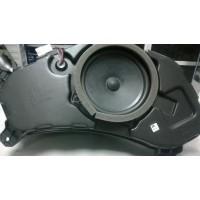 Усилитель, сабвуфер, 6 динамиков в штатные места Hyundai ix35 2009-15