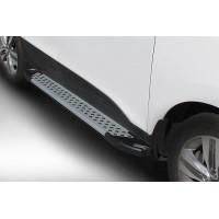 Пороги для Hyundai ix35 (2010-14)