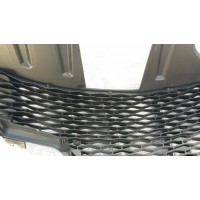 Черный глянец решетка радиатора Nissan X-Trail T32 2014-18 тюнинговая