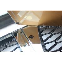 Хром решетка радиатора Nissan X-Trail T32 2014-18 тюнинговая